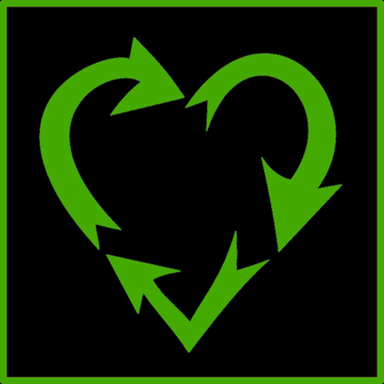 Recycling von Kunststoffgranulat
